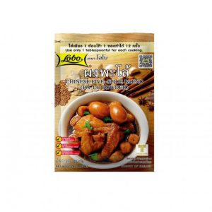 LOBO Chinese Five-Spice Blend (Pae-Lo Powder) 65g