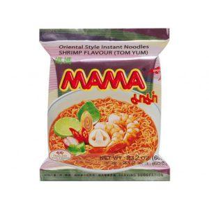 MAMA Instant Tom Yum Shrimp Noodles
