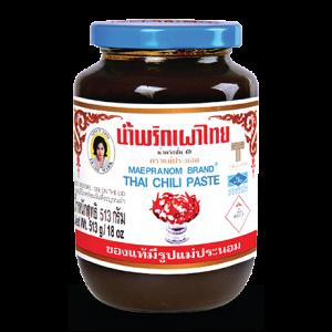 Thai Chilli Paste MAEPRANOM 513g
