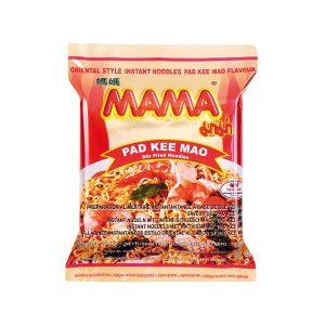 MAMA Greitai Paruošiami Pad Kee Mao makaronai