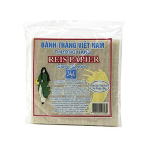 Vietnamese Rice Paper Square 19cm 500g