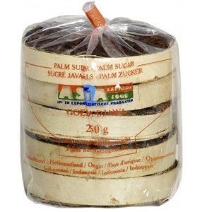ROYAL ORIENT Palmių Cukrus Skiltelėmis 250g