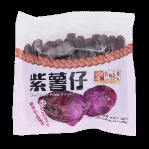 YUMMY HOUSE Džiovintos Saldžiosios Violetinės bulvės 260g