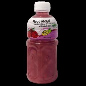 MOGU MOGU Raspberry Drink with Nata de Coco 320ml
