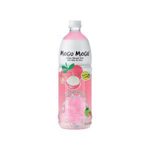 MOGU MOGU Lychee Drink with Nata de Coco 1l